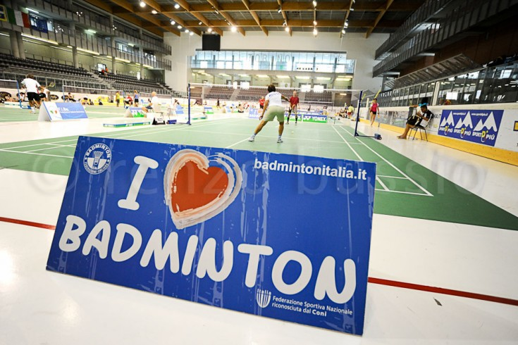 BADMINTON - WORLD MASTER GAMES 2013 IN TURIN