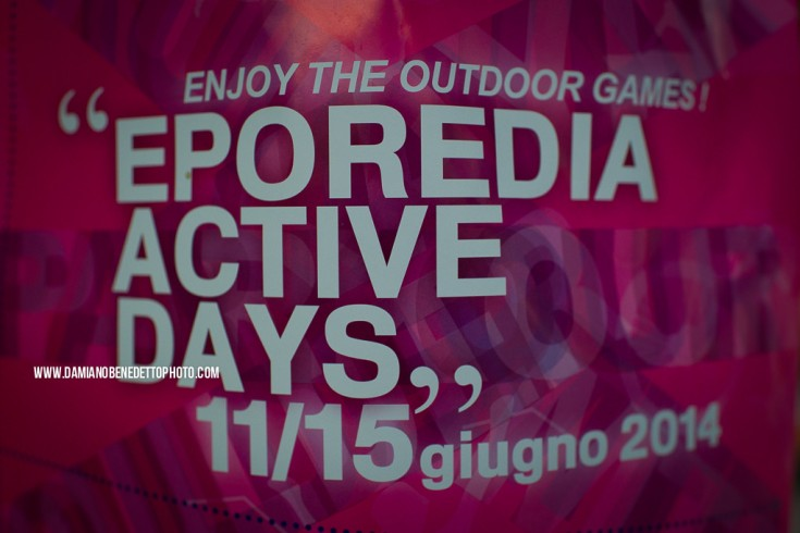 EAD - Eporedia Active Day 2014 - IVREA (TO)