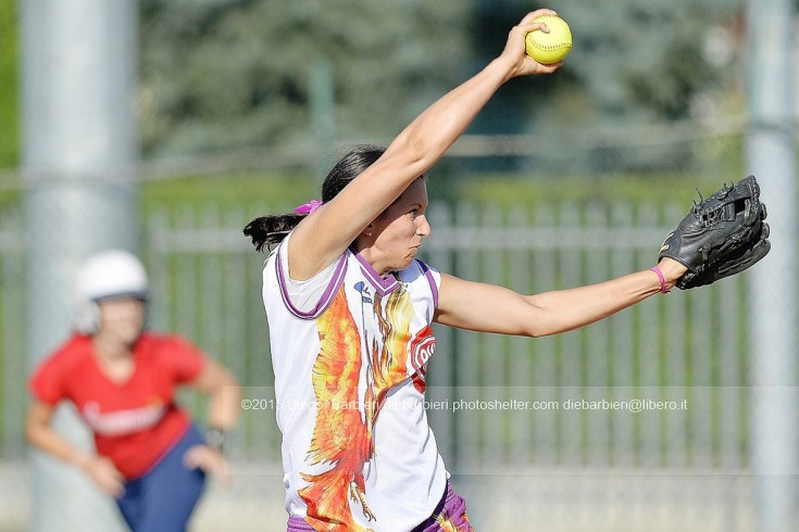 La Loggia vs Bollate softball