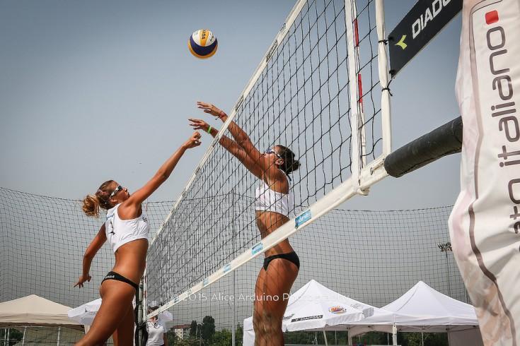 Campionato Italiano Femminile Beach Volley - 1° giornata
