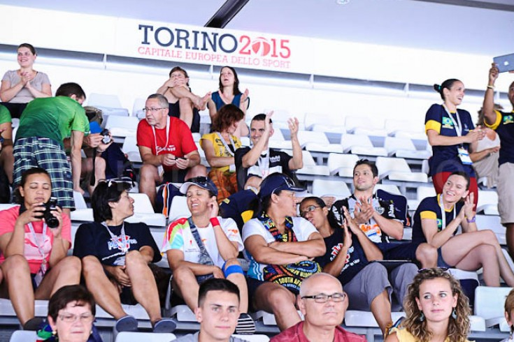 SWIMMING - WORLD MASTER GAMES 2013 IN TURIN