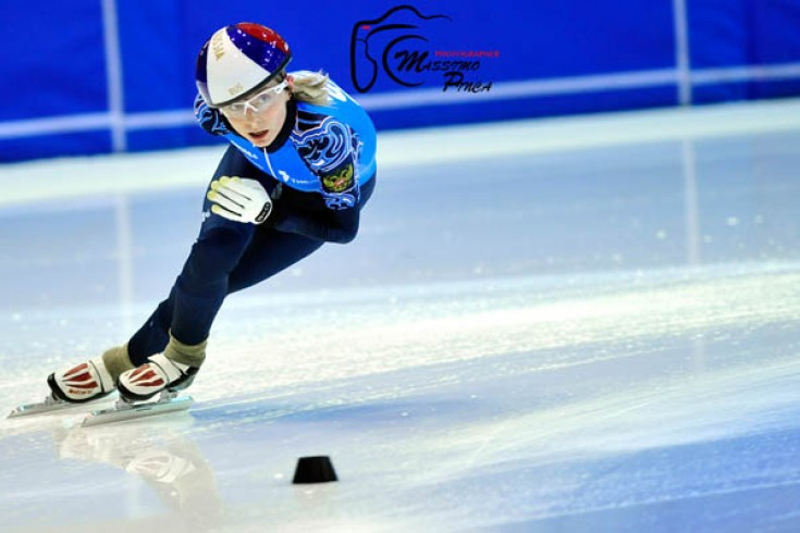 ISU Short Track World Cup - Allenamenti