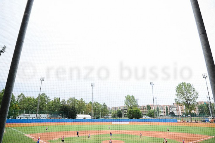 SOFTBALL - WORLD MASTER GAMES 2013 IN TURIN