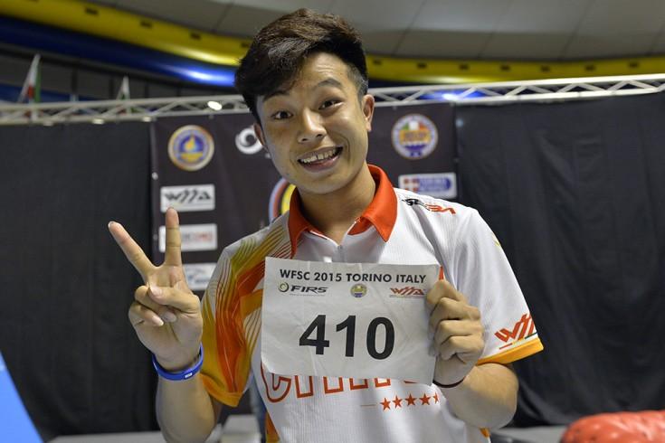 Campionati Mondiali Pattinaggio in linea freestyle