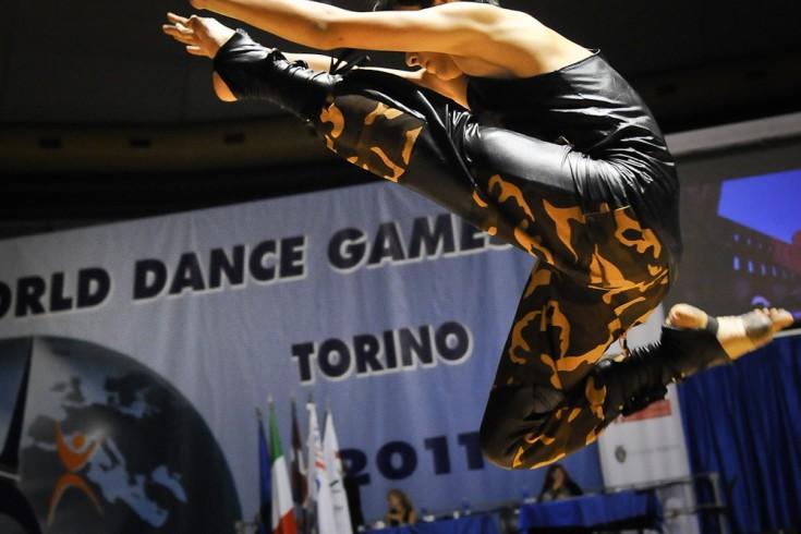 world dance game 2011