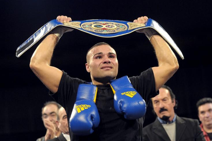 Stefano Abatangelo Boxe