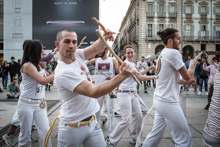 8° Festival Internazionale di Capoeira