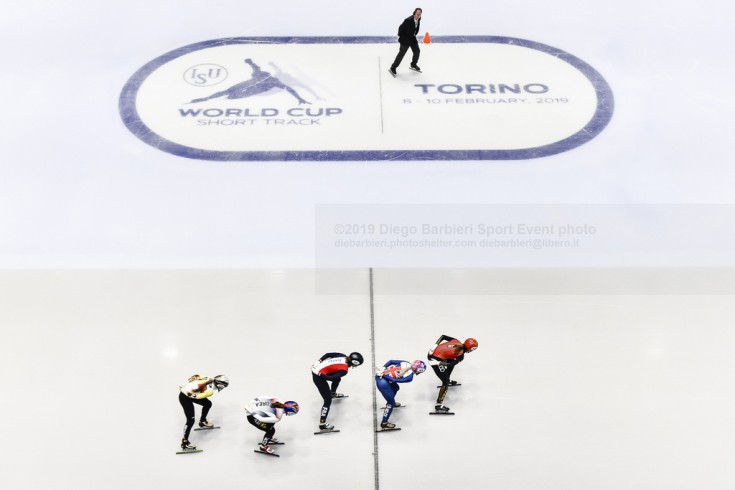 ISU Short Track World Cup - day1