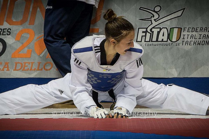 Campionato Juniores di Taekwondo Femminile
