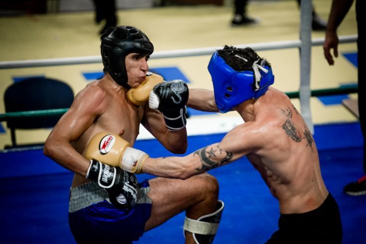 Break Point Boxe • Sfida alla Cintura