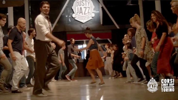Torino loves Lindy Hop - Il ballo che unisce gusto retrò a divertimento