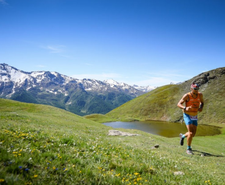 Pragelato Running Tour, Andrea Rostan e Nadia Re campioni regionali di km verticale