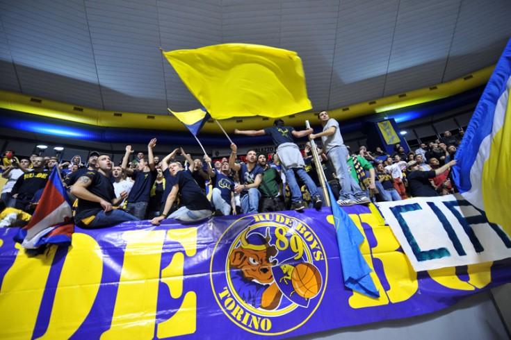 Serie A2: Reale Mutua Basket Torino - Blu Basket Treviglio