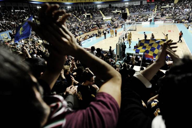Serie A2: Reale Mutua Basket Torino - Eurobasket Roma