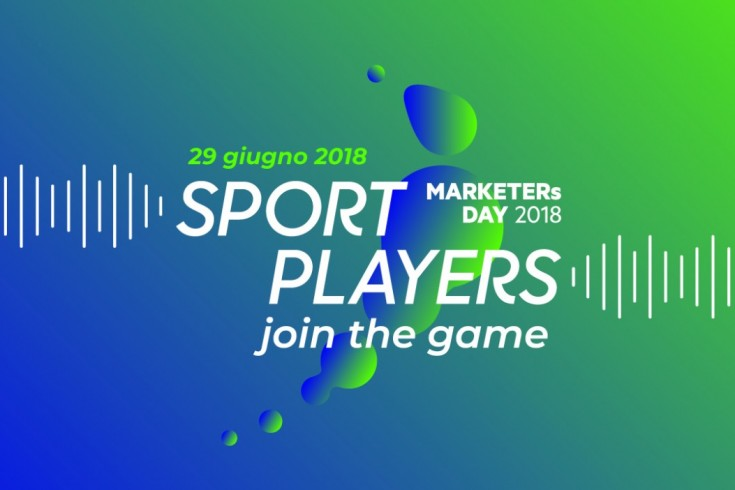 MARKETERs Day: Sport Players – Join the game