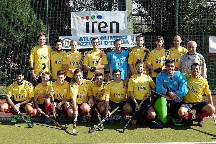 Serie A2: HC Rassemblement Piemonteis - HC Pistoia