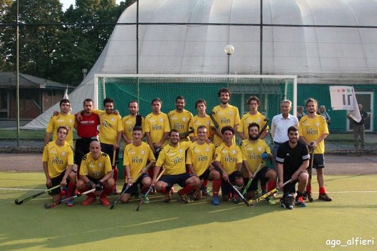 Serie A2: HC Rassemblement - Moncalvese