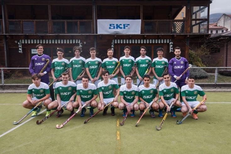 Serie A1: SKF Hockey Valchisone - UHC Adige