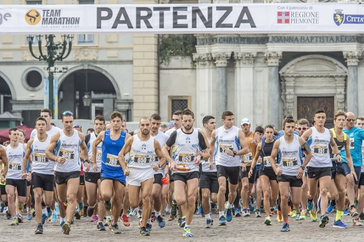 T-FAST 21k - La Mezza Maratona di Torino