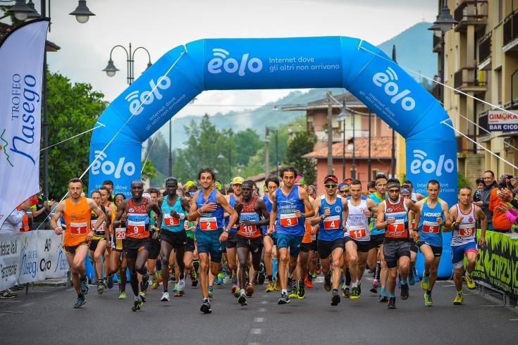 Campionato Italiano di corsa in montagna - 2^ prova