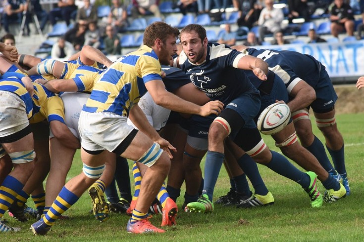 Serie B1: BEF-eD VII° Rugby Torino - Cus Ad Maiora