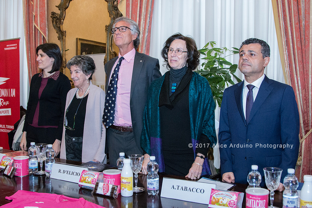 Conferenza Stampa Torino Donna - Just The Woman I Am