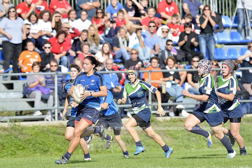 Ad Maiora vs. Riviera rugby Ladies