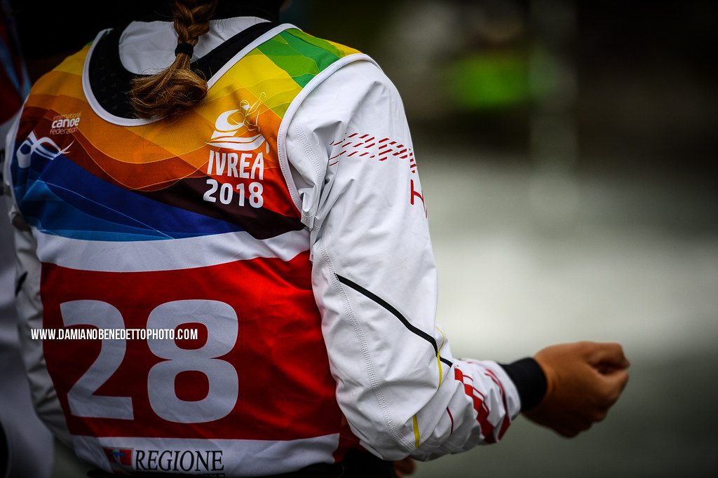 Ivrea Canoe ICF Canone Slalom Junior U23 Worldchampionship