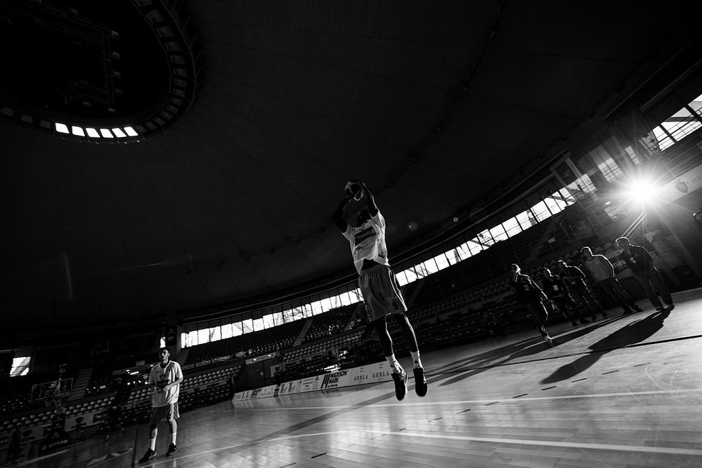 Auxilium Torino • Aquila Basket Trento