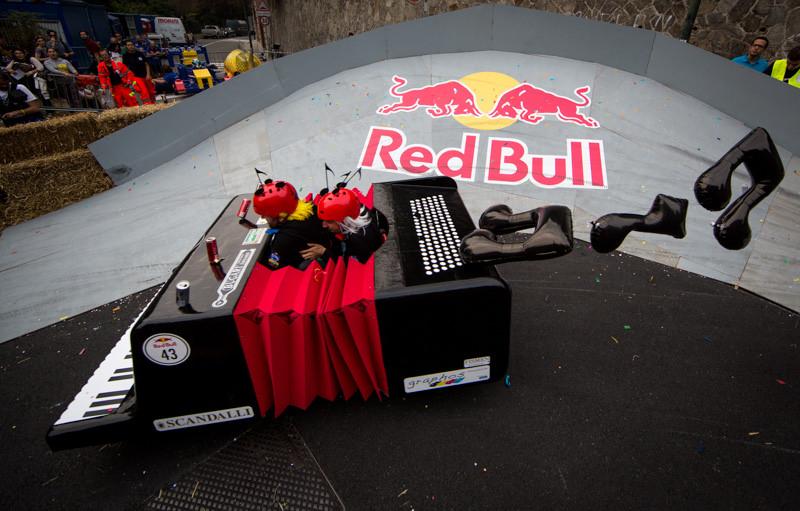Red Bull - Soap Box Race