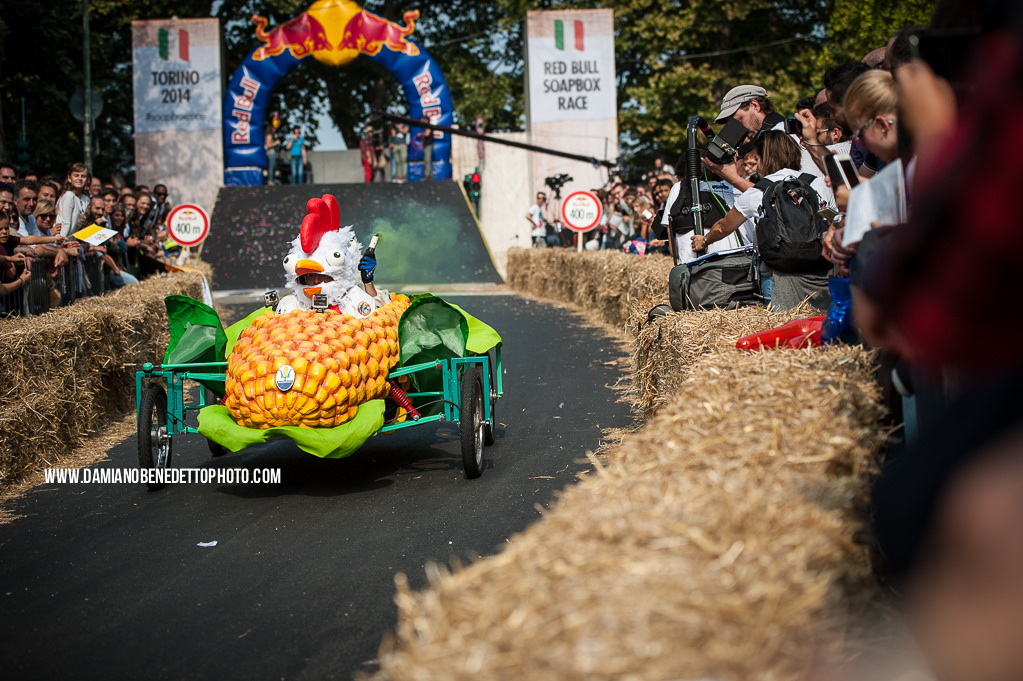 Red Bull Soapbox Race Torino 2014