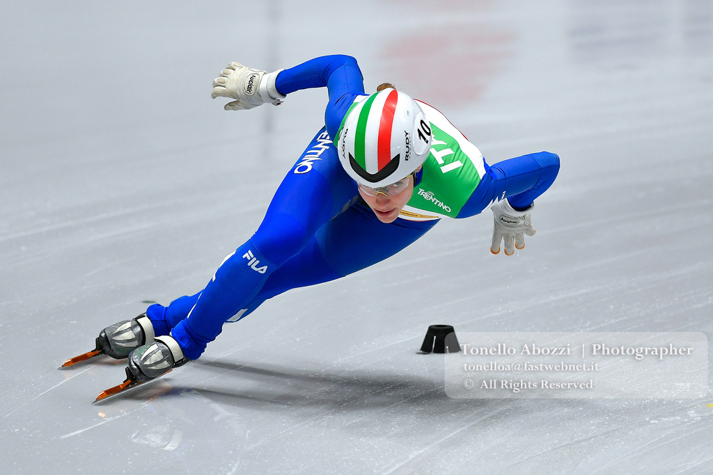 ISU World Cup Short Track  2019