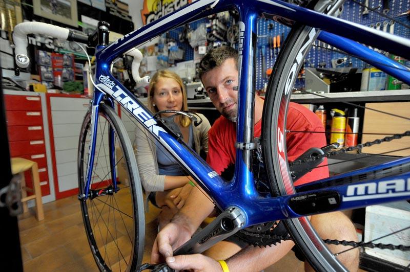 Serena Calvetti - Mountain Bike