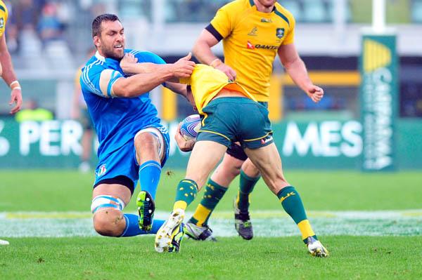 Cariparma Test Match - Italia vs Australia