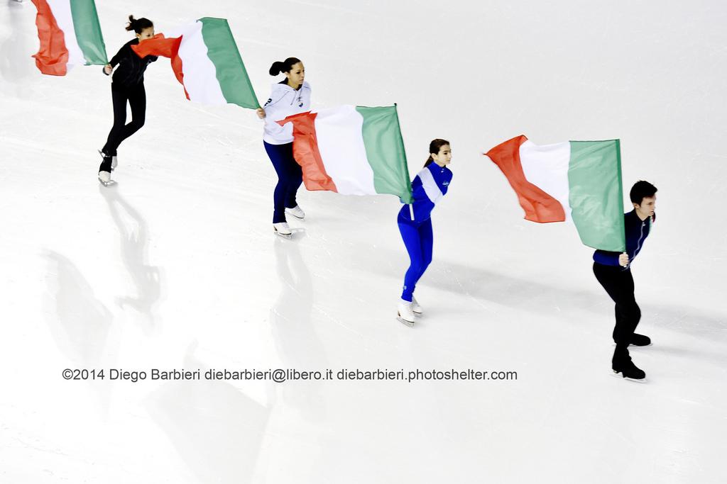 C.I. Pattinaggio - day 1