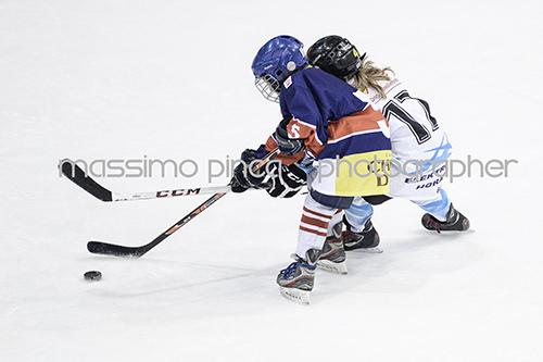 Hockey Ghiaccio - Little Rascals