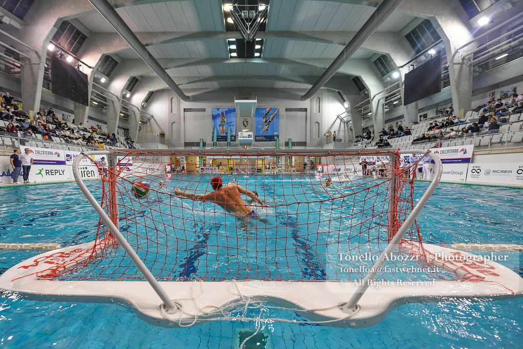 Pallanuoto - Reale Mutua Torino '81 Iren – Crocera Stadium  10-10