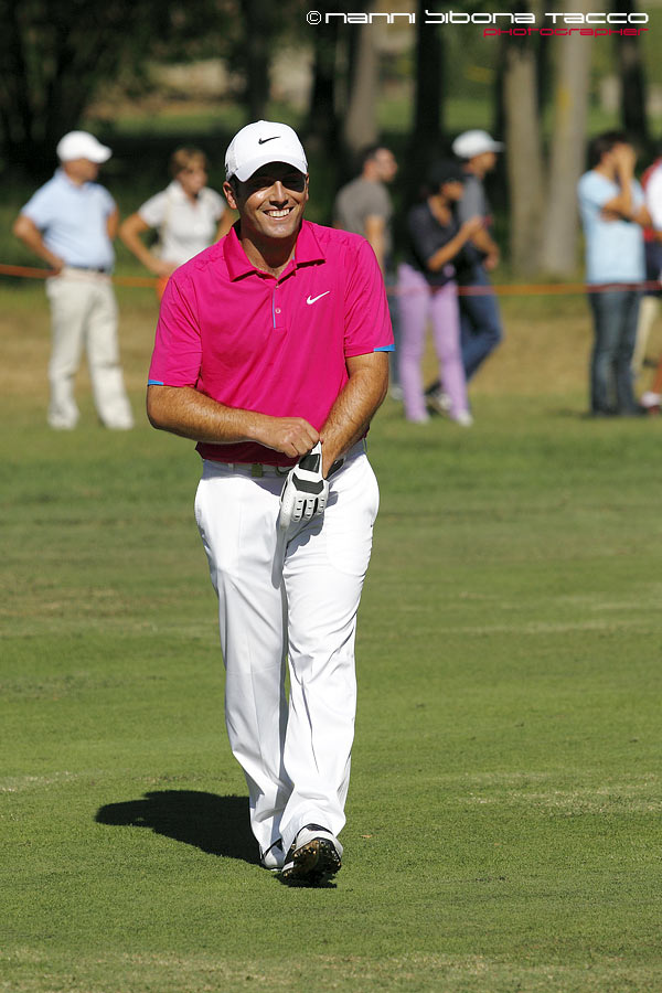 BMW Italian Open Golf 2011
