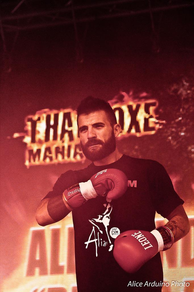 Thai Boxe Mania 2012