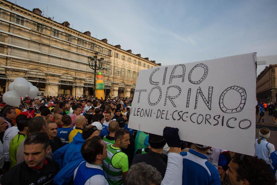 Turin Marathon 2012