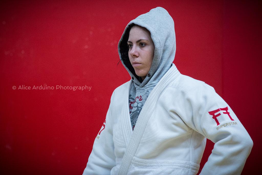 Judo - Allenamento Fabiola Pidroni