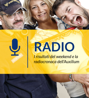 Ascoltaci in radio