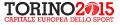 Con il patrocinio di Torino 2015