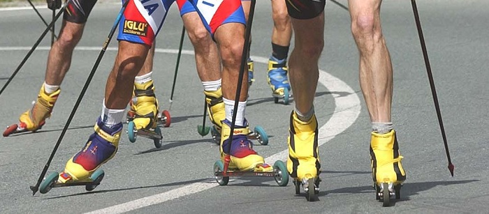 Skiroll world cup torino 2011