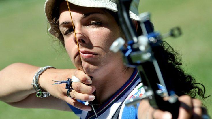 Mondiali Paralimpici di tiro con l'arco - Foto Massimo Pinca