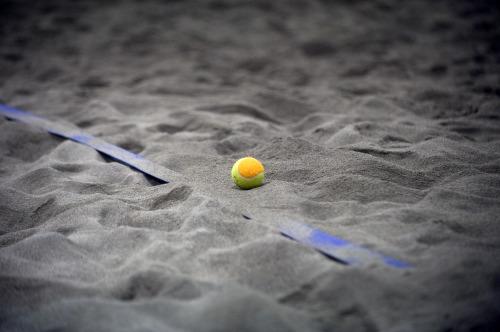 Beach Tennis - Foto Massimo Pinca