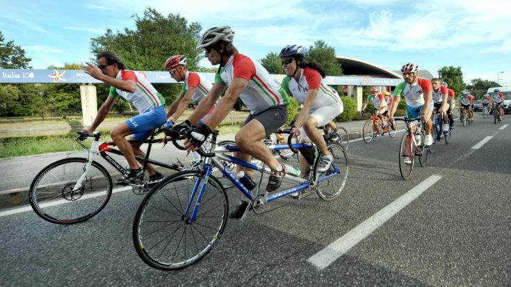 Ciclotour dei 150 - Foto Massimo Pinca