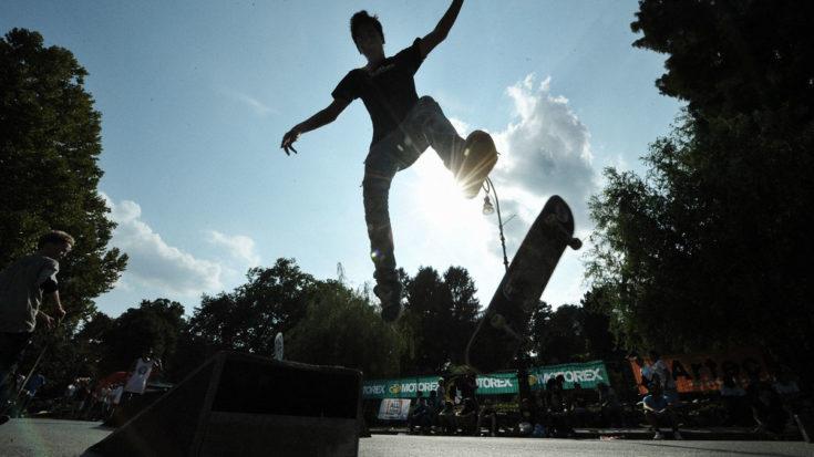 Skateboard Open Day - Foto Massimo Pinca
