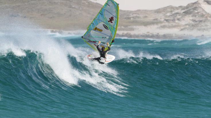 Windsurf Fabio Calò
