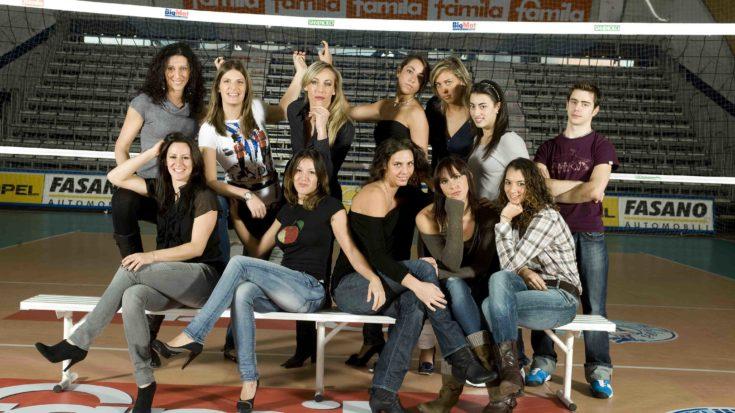 volley chieri Torino femminile - Foto Massimo Pinca